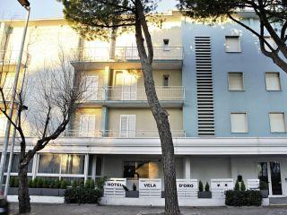Urlaub Riccione im Hotel Vela D'Oro