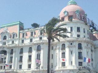 Nizza im Best Western Plus Hôtel Masséna Nice