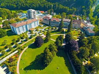 Bad Ragaz im Grand Resort Bad Ragaz