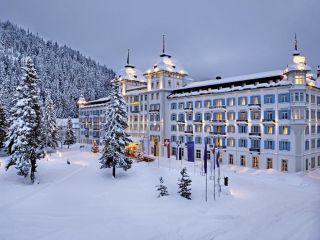 St. Moritz im Grand Hotel des Bains Kempinski St.Moritz