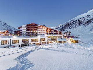 Obergurgl im Alpen-Wellness Resort Hotel Hochfirst