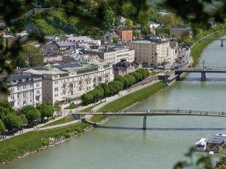 Salzburg im Hotel Sacher Salzburg