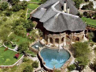Etosha Nationalpark im Eagle Tended Lodge & Spa
