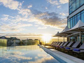 Port Elizabeth im Radisson Blu Hotel, Port Elizabeth