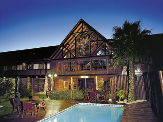 Knysna im The Knysna Log Inn