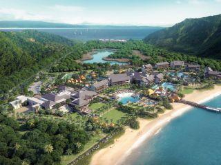 Portsmouth im Cabrits Resort & Spa Kempinski Dominica