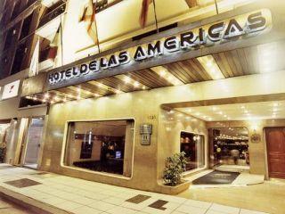 Buenos Aires im Cyan Hotel de las Americas