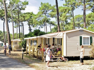 Biscarosse im Camping Plage Sud