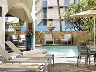 Urlaub Waikiki im Coconut Waikiki Hotel