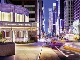 New York City im Sheraton New York Times Square Hotel