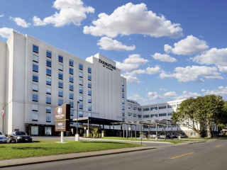 Niagara Falls im DoubleTree by Hilton Hotel Niagara Falls