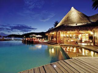 Bora Bora im Sofitel Bora Bora Marara Beach Resort & Sofitel Bora Bora Private Island