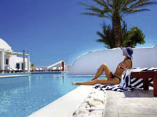 Urlaub Firostefani im Splendour Resort