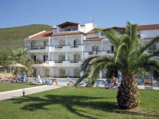 Urlaub Skala Rachoni im Rachoni Bay Hotel