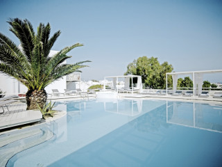 Mykonos-Stadt im Semeli The Hotel