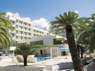Urlaub Becici im Hotel Mediteran