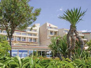 Petrovac im Hotel Palas
