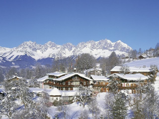 Kitzbühel im Tennerhof Gourmet & Spa de Charme Hotel