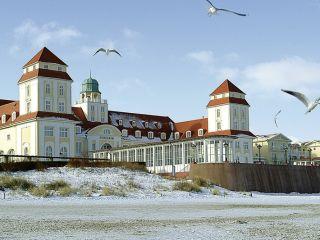 Urlaub Binz im Travel Charme Kurhaus Binz
