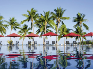 Insel Malolo Lailai im Musket Cove Island Resort