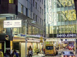 Melbourne im Mercure Welcome Melbourne