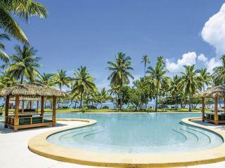 Insel Malolo Lailai im Lomani Island Resort