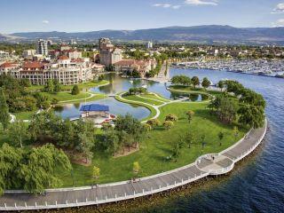 Urlaub Kelowna im Delta Hotels by Marriott Grand Okanagan Resort