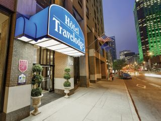 Montreal im Travelodge Hotel by Wyndham Montreal Centre