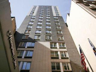 Urlaub New York City im Hampton Inn Manhattan - Madison Square Garden Area
