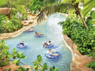 Paradise Island im The Reef Atlantis