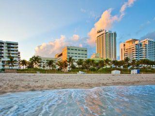 Urlaub Miami Beach im Holiday Inn Miami Beach Oceanfront