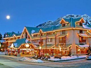 Banff im Banff Caribou Lodge & Spa