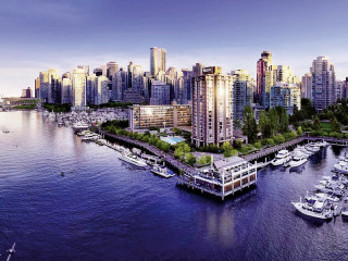 Urlaub Vancouver im The Westin Bayshore, Vancouver