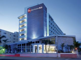Urlaub Miami Beach im Best Western Plus Atlantic Beach Resort