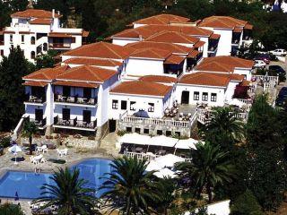 Urlaub Skopelos-Stadt im Dionyssos