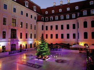 Dresden im Hotel Taschenbergpalais Kempinski Dresden