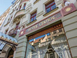 Urlaub Prag im K+K Hotel Central