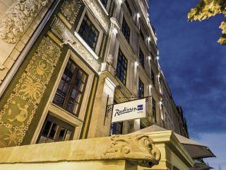 Danzig im Radisson Blu Hotel Gdansk