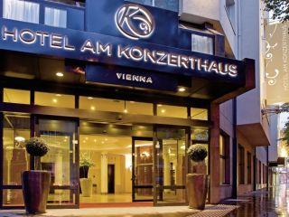 Urlaub Wien im Hotel Am Konzerthaus Vienna - MGallery by Sofitel