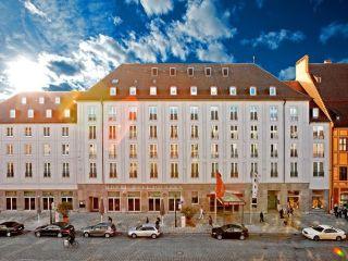 Augsburg im Steigenberger Drei Mohren