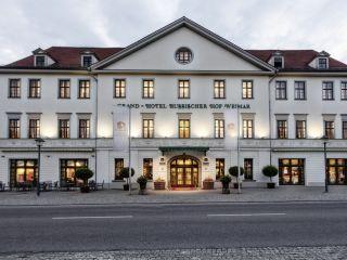 Urlaub Weimar im Best Western Premier Grand Hotel Russischer Hof