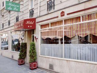 Urlaub Paris im Maison du Pré