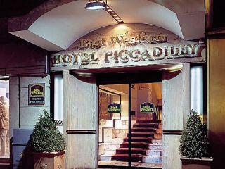 Urlaub Rom im Best Western Hotel Piccadilly