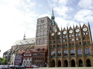 Stralsund im InterCityHotel Stralsund