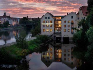 Regensburg im SORAT Insel-Hotel Regensburg