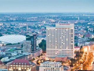 Leipzig im The Westin Hotel Leipzig