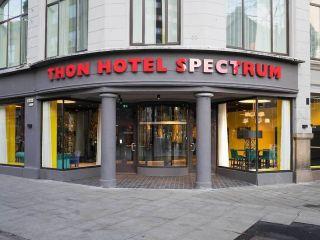 Oslo im Thon Hotel Spectrum