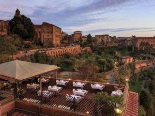 Siena im Hotel Athena