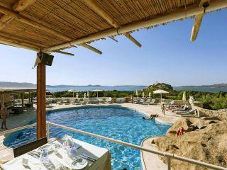 Baja Sardinia im The Grand Relais de Nuraghi