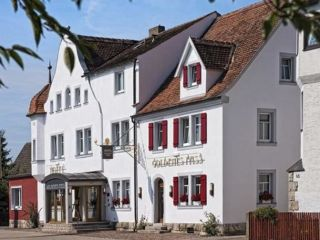 Rothenburg o.d. Tauber im Goldenes Fass